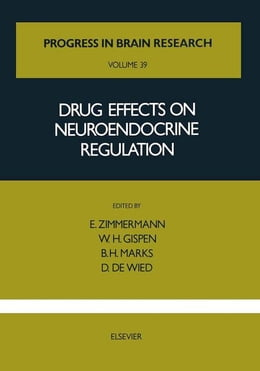 Book Drug Effects on Neuroendocrine Regulation by Zimmermann, E.