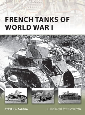 French Tanks of World War I