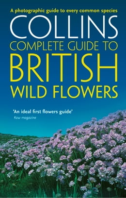 Book British Wild Flowers: A photographic guide to every common species (Collins Complete Guide) by Paul Sterry