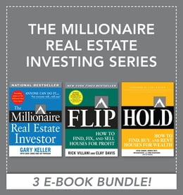 Book The Millionaire Real Estate Investing Series (EBOOK BUNDLE) by Gary Keller