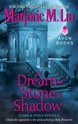 Book A Dream of Stone & Shadow: A Dirk & Steele Novella by Marjorie M. Liu