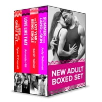 New Adult eBook Box Set: Summer in the Land of Skin\The Last Year of Being Single\Love Like That…