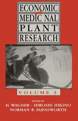 Book Economic and Medicinal Plant Research by Wagner, H.