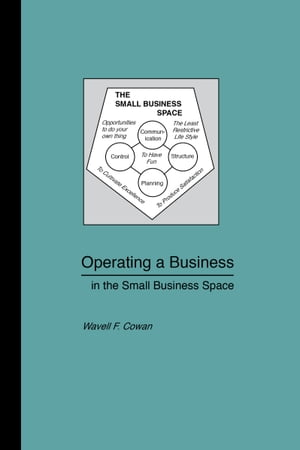 Operating a Business in the Small Business Space by Wavell Cowan