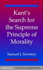 Kant's Search for the Supreme Principle of Morality