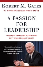 A Passion for Leadership Cover Image