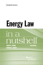 Energy Law in a Nutshell