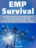 EMP Survival: The Ultimate EMP Survival Guide! How to Survive Electromagnetic Pulse. Plan, Protect and Prepare for Grid Down Scenario by James Will
