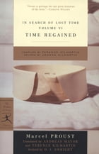In Search of Lost Time, Volume VI Cover Image