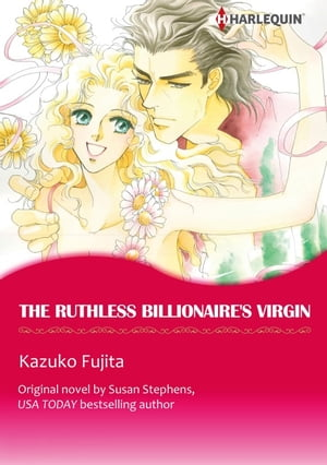 THE RUTHLESS BILLIONAIRE'S VIRGIN: Harlequin Comics