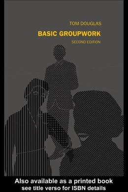 Book Basic Groupwork by Douglas, Tom