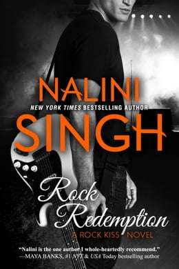 Book Rock Redemption by Nalini Singh