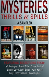 Mysteries, Thrills & Spills : A Sampler