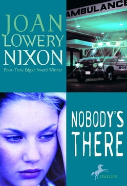 Book Nobody's There by Joan Lowery Nixon