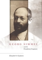Georg Simmel and the Disciplinary Imaginary by Elizabeth S. Goodstein