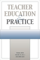 Tep Vol 29-N2 by Teacher Education and Practice