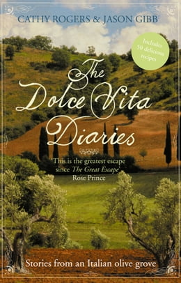 Book The Dolce Vita Diaries by Cathy Rogers
