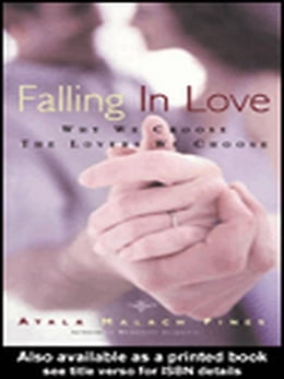 Book Falling in Love by Pines, Ayala Malach