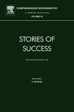 Book Stories of Success: Personal Recollections XI by Semenza, Giorgio