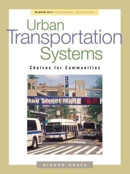Book Urban Transportation Systems by Grava, Sigurd