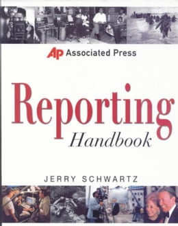 Book Associated Press Reporting Handbook by Schwartz, Jerry