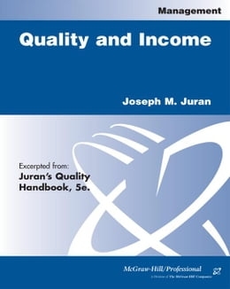 Book Quality and Income by Juran, Joseph M