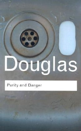 Book Purity and Danger by Douglas, Mary