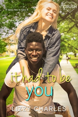 Book It Had to Be You by Lizzy Charles