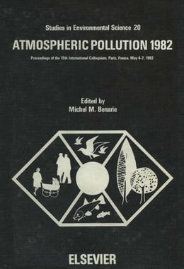 Book Atmospheric Pollution 1982 by Benarie, M.M.