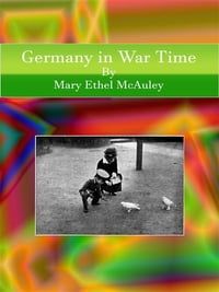 Germany in War Time