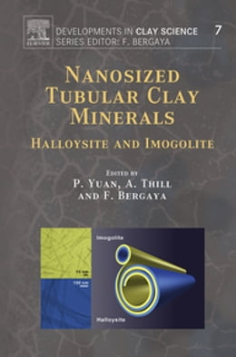 Book Nanosized Tubular Clay Minerals: Halloysite and Imogolite by Peng Yuan