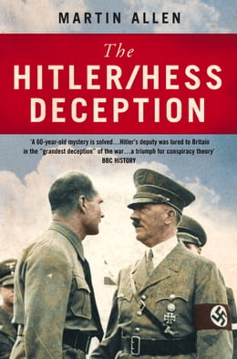 Book The Hitler–Hess Deception by Martin Allen