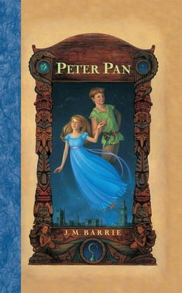 Book Peter Pan Complete Text by J. M. Barrie