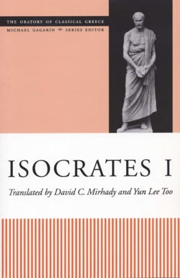 Book Isocrates I by David C. Mirhady