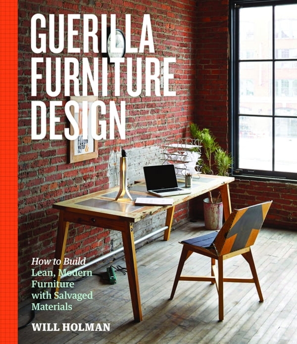 Guerilla furniture design kobo ebook secret garden books guerilla furniture design kobo ebook fandeluxe Images