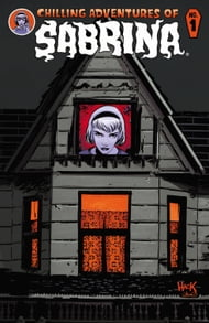 Chilling Adventures of Sabrina #1