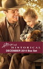 Love Inspired Historical December 2014 Box Set: Big Sky Daddy\A Season of the Heart\A Cowboy for…