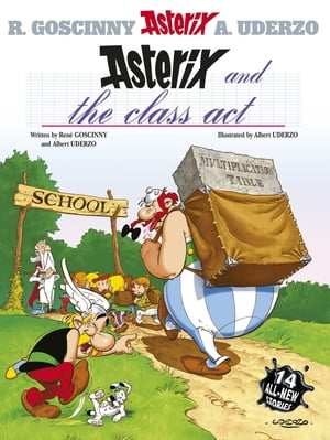 Asterix and the Class Act Album 32