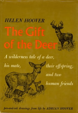 Book GIFT OF DEER by Helen Hoover