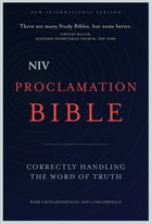 NIV, Proclamation Bible, eBook: Correctly Handling the Word of Truth by Zondervan