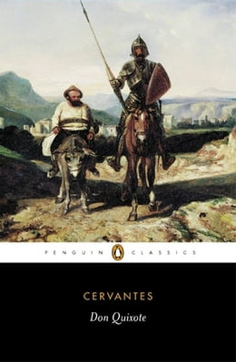 Book Don Quixote by Miguel Cervantes