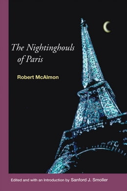 Book The Nightinghouls of Paris by Robert McAlmon