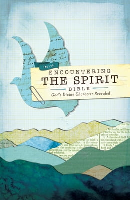 Book NIV, Encountering the Spirit Bible, eBook: Discover the Power of the Holy Spirit by Zondervan