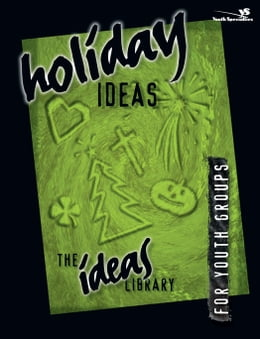 Book Holiday Ideas by Youth Specialties