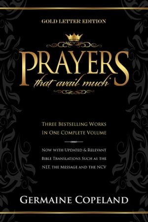 Prayers That Avail Much Gold Letter Edition