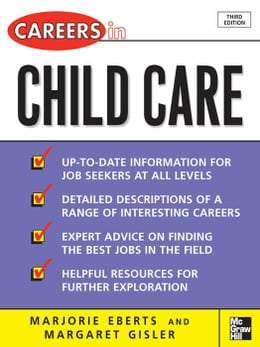 Book Careers in Child Care by Eberts, Marjorie