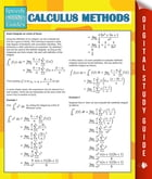 Calculus Methods (Speedy Study Guides)