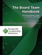 The Board Team Handbook by Bob Fitch