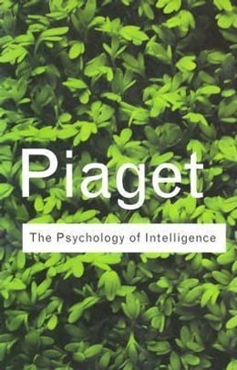 Book The Psychology of Intelligence by Piaget, Jean, Jean