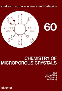 Book Chemistry of Microporous Crystals by Namba, S.
